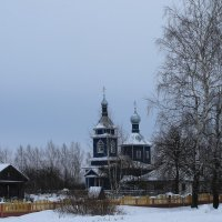 Храм Святого Духа :: Svetlana Pronichkina
