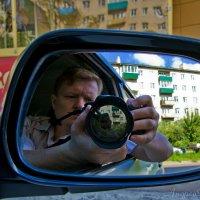 Тройное отражение :: Андрей Розов