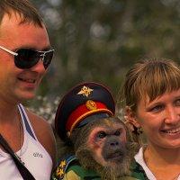 Подполковник Жорик. :: Дмитрий Скубаков