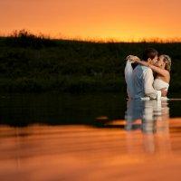 Свадебное плавание :: Алексей Гетманенко
