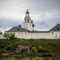 Вид на Успенско-Богородицкий монастырь :: Елена Панькина