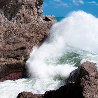Море - красивое и сильное... :: Сергей Рублёв