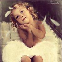 Мой Ангел :: Elena Peshkun
