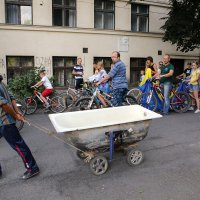 У каждого свой транспорт :: Александр Бреза