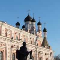 Свято-Покровский кафедральный собор :: Svetlana Pronichkina