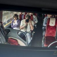в автобусе :: Константин Василец