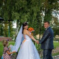 Юлия и Александр :: Михаил Тарасов