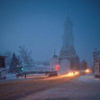 Накануне крещенских морозов :: Александр Фирсов