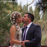 Нежно - нежно целуй меня ... :: Yulia Konovalova