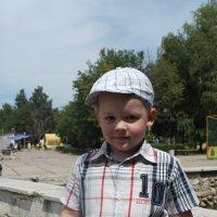 Сына :: Алексей Ворон