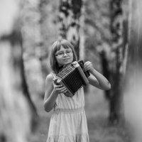 я играю на гармошке.. :: Виктория Кондратович