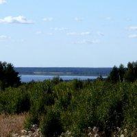 Красное озеро :: Наталия Зыбайло