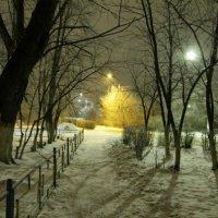 фонарик :: Александр Батурин