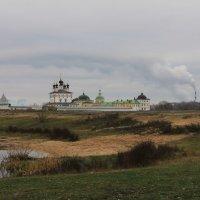 монастырь :: Александр Батурин