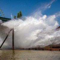 Водяной взрыв на Ниагаре :: Вера N