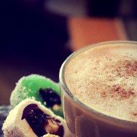 Чашка каппучино :: Kseniya Batsian