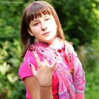 Под солнцем :: Полина Котова