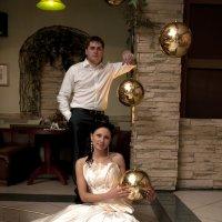Новогодняя свадьба :: Fosha Трунилова