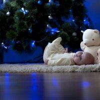 новогодний подарок под ёлкой :: Fosha Трунилова