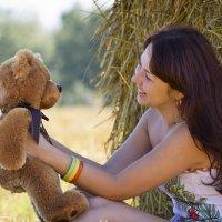 медведь :: Светлана Новикова