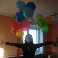 День рождения раз в году!! :: Наталья Быстрова