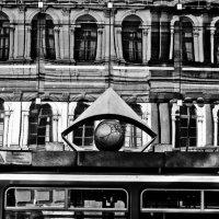 Город в зеркалах 1 :: Александр Солдатов