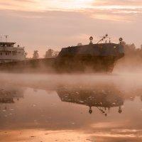 ... утренний рейс ... :: Алексей Рафальский