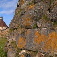 Стены Соловецкого монастыря :: Alexander Roschin
