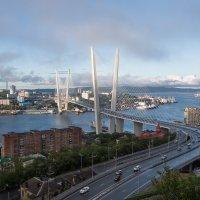 Золотой мост :: Aleksandr Gubin