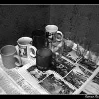 Перерыв на работу... :: Роман Рунышкин