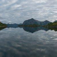 Утро на о. Bjørnerøya :: Павел Лунькин
