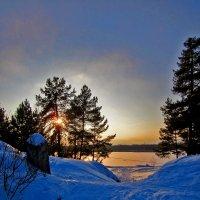 Зимний день... :: Павел Зюзин