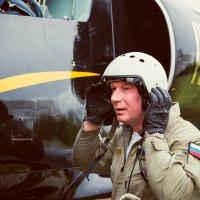 Пилот :: Влад Никишин