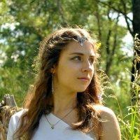 Лесной эльф :: Евгения Терехова