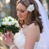 Счастливая невеста :: Юлия Черноусова