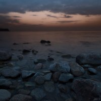 Дыхание спящего Байгаал-Нуур :: Алексей Трофимов
