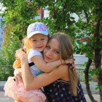 мама с дочкой :: кристюша koleta
