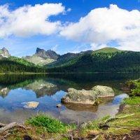 Озеро Светлое парк Ергаки :: Юлия Павленко