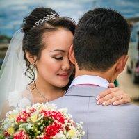 Свадьба Альбины и Игната. :: Валерий Славников