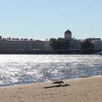 Петропавловский пляж :: Анна Романова