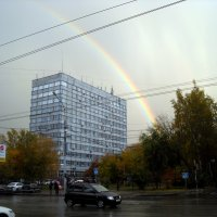 После дождя :: Наталья Овсеева