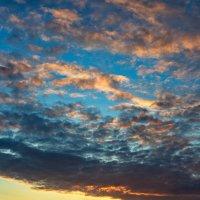 Байкал на закате :: Геннадий Лосев