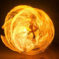 Клубок огня :: Александр Барышев