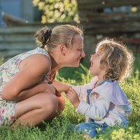 Мать и дочь :: Юра Викулин