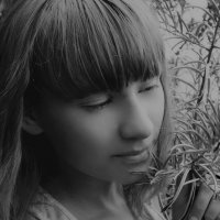 милая девушка :: Марина Фролова