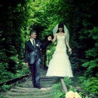 молодята :: Дарина Нагорна
