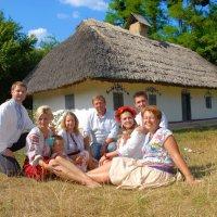 Украинская семья :: Денис Доманский
