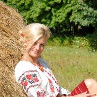 Украинская девушка :: Денис Доманский