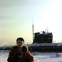 У лодки :: Константин Макиенко