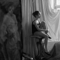 Маленькая балерина :: Анна Анхен